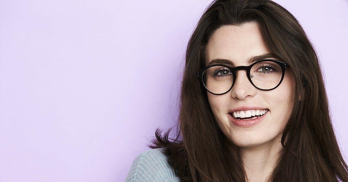 Éld divatosan hétköznapjaid: vékonyított lencsés szemüveg