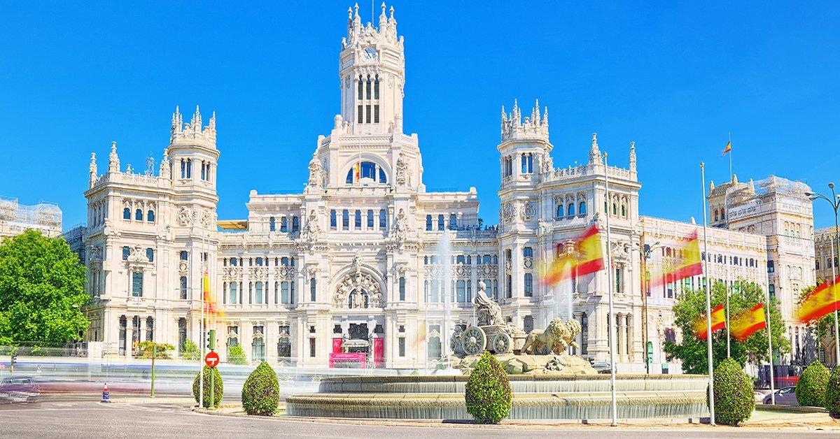 Madridi utazás repülővel: 4 napos páros pihenés