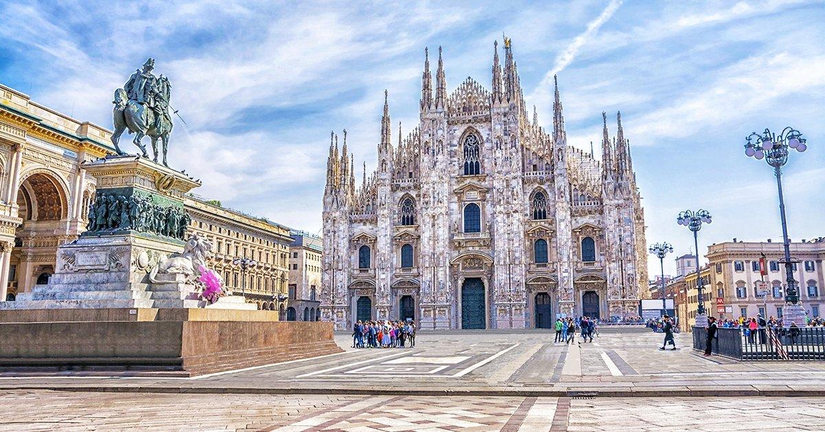 Fedezd fel a divat fővárosát: 4 nap Milánóban