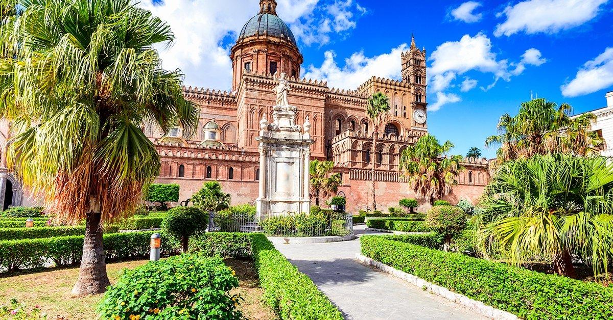 Kalandozás Szicílián: 4 napos városlátogatás Palermóban