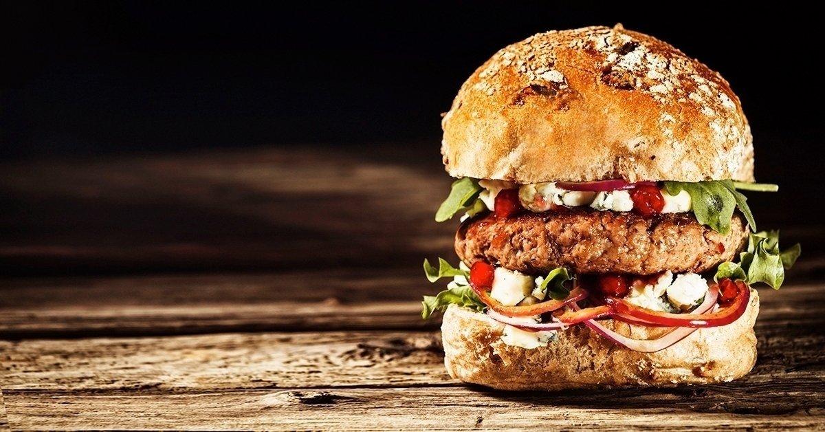 Az egészséges burger titka főzőklub