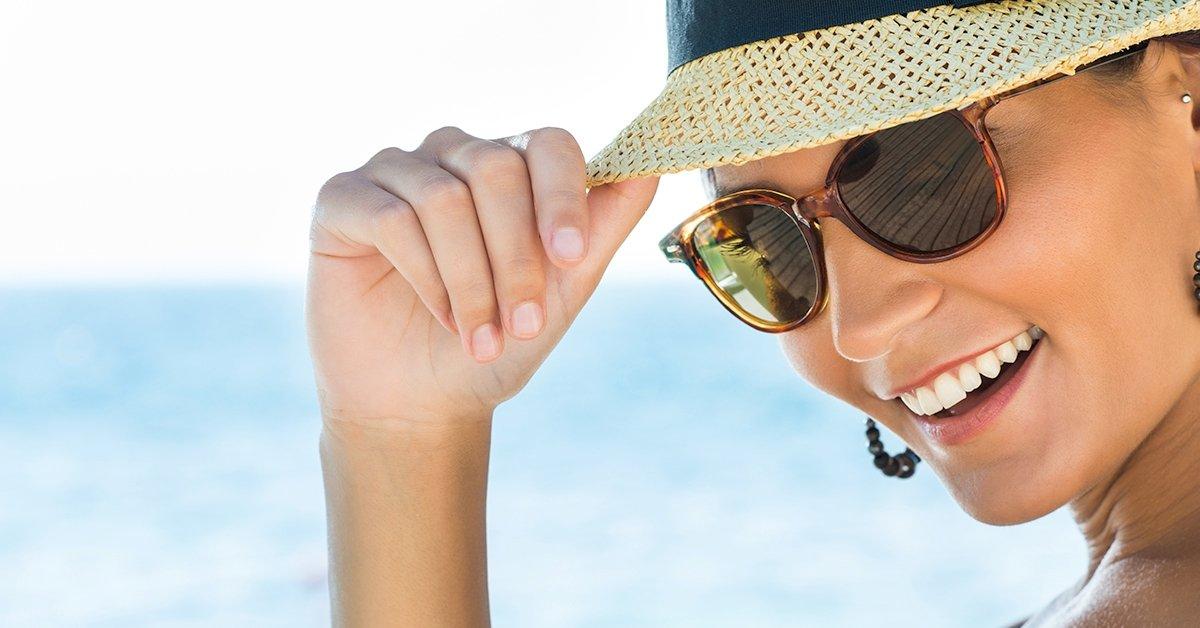 Dioptriás napszemüveg választható kerettel