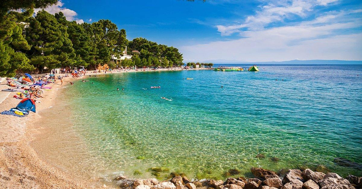 All inclusive nyaralás Észak-Dalmáciában: 4 nap 2 főnek