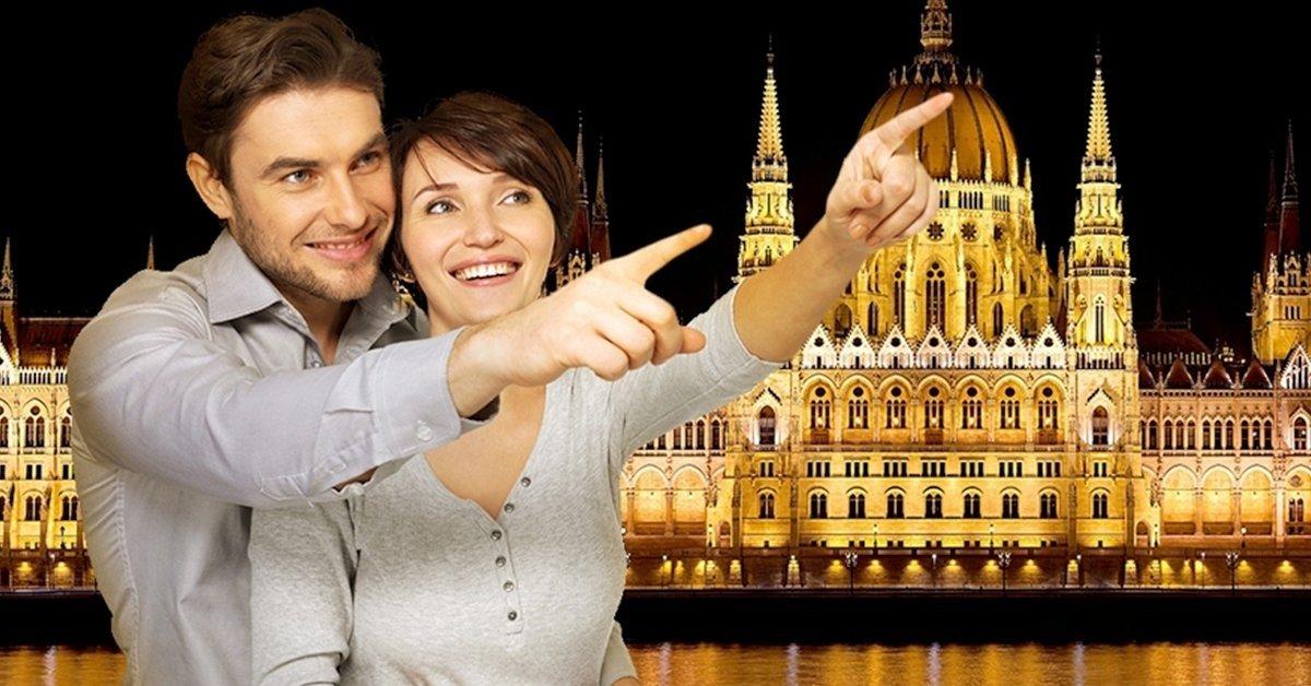 Romantikus sétahajózás 1 vagy 2 főnek Budapesten