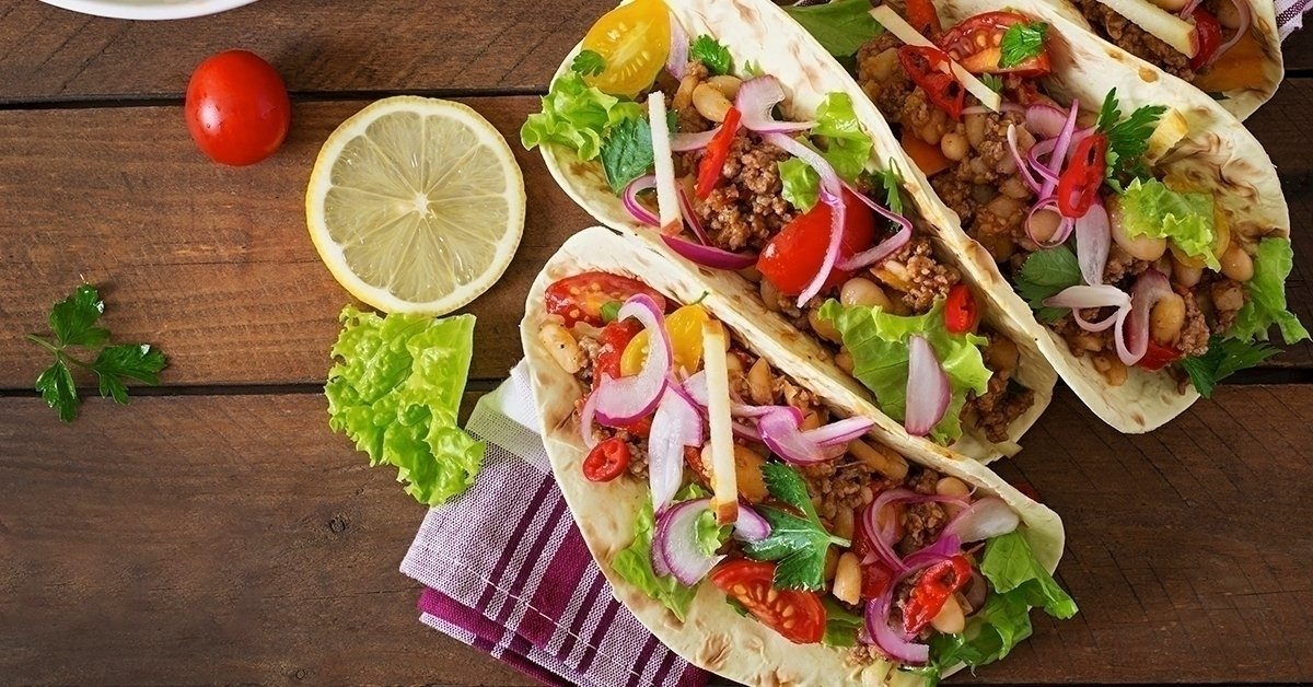 Mexikói lakmározás: À la carte ételfogyasztás 2 fő részére