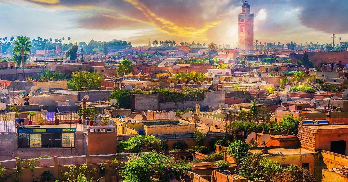 Utazz a varázslatos Marrakeshbe: 4 nap, 3 éj 2 főnek