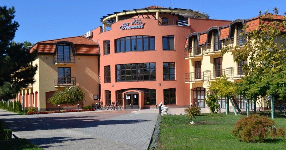 Párkányi wellness reggelivel a Thermal Vadas Hotelben