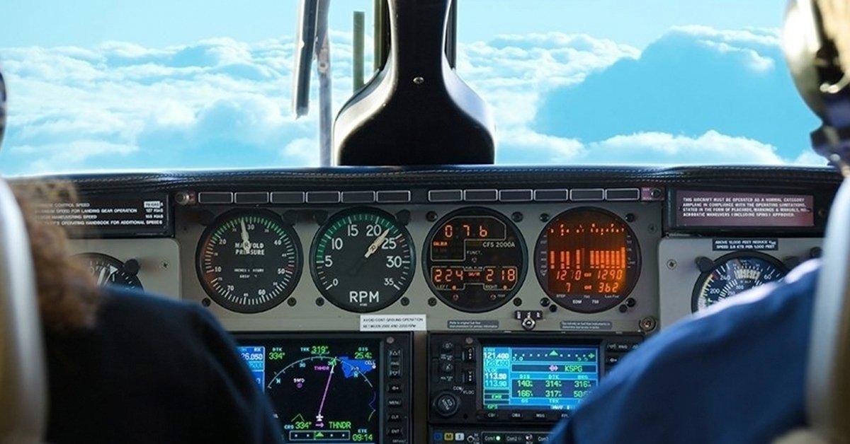 Repülj velünk: 1 órás repülőgép szimulátor élmény