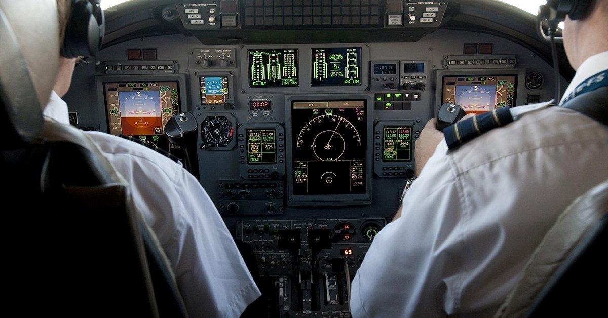 Repülőgép szimulátor vezetés