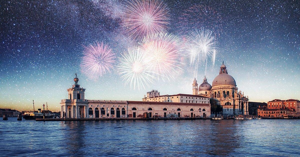Köszöntsd az új évet Velencében: 3 napos buszos utazás