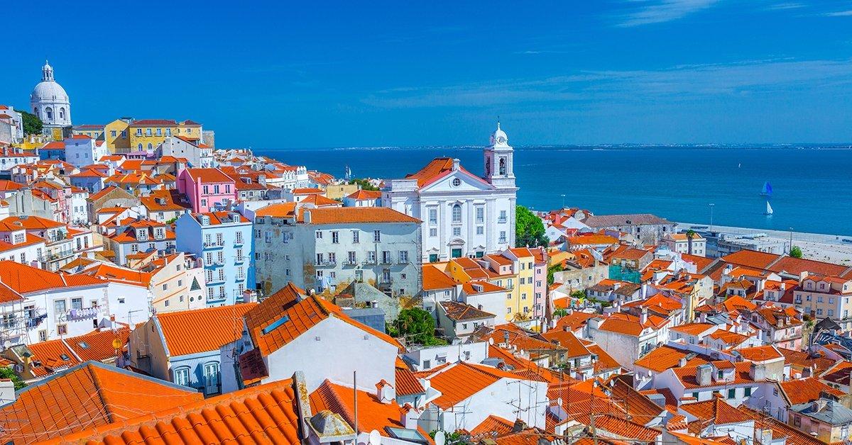 Lisszaboni városnézés! 4 napos felfedezőtúra repülővel