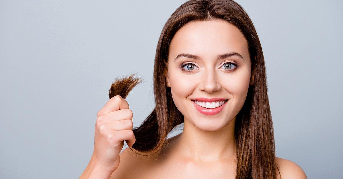 Töredezett hajvégek eltávolítása hajhossz-vesztés nélkül