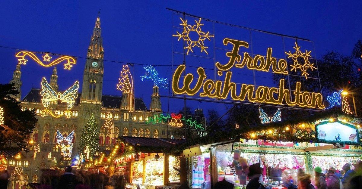 Adventi Bécs városnézéssel: 1 napos buszos utazás 1 főre