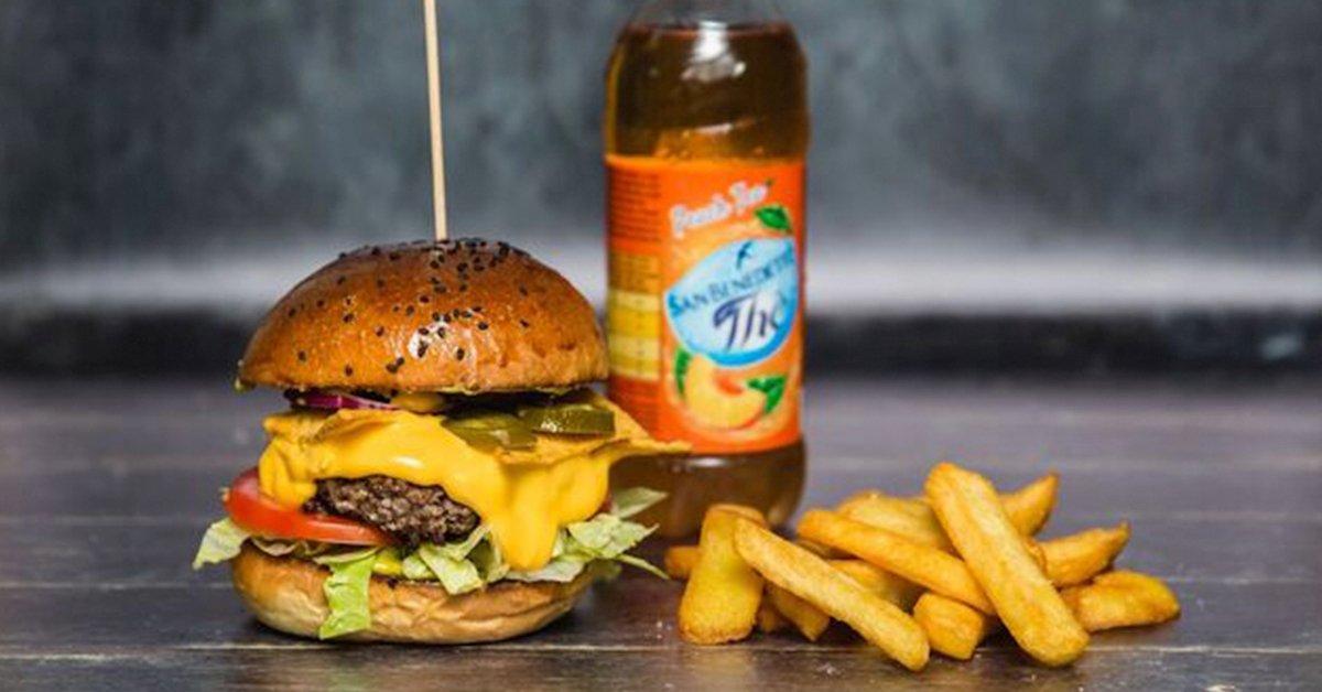 Ha csíped az erőset: Chili's burger menü