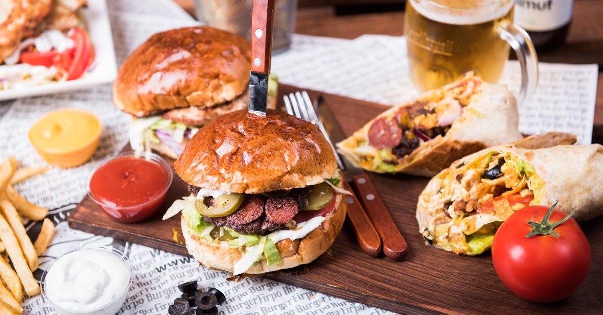 Bulldózerezz be egy hambit: à la carte burgerezés 2 főre