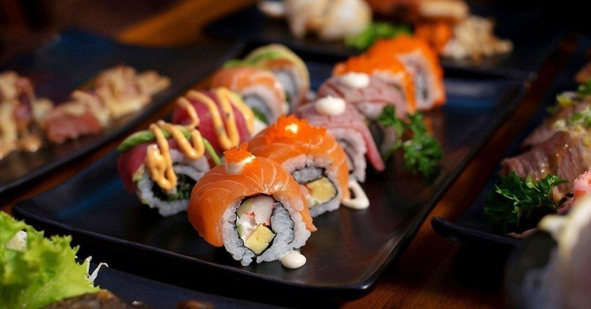 Sushi válogatások