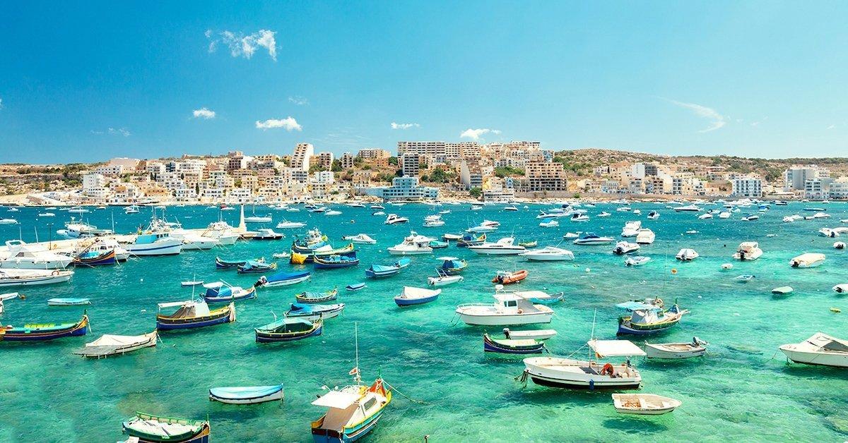 Hosszú hétvége Máltán: 4 nap, 3 éjszaka 2 főnek