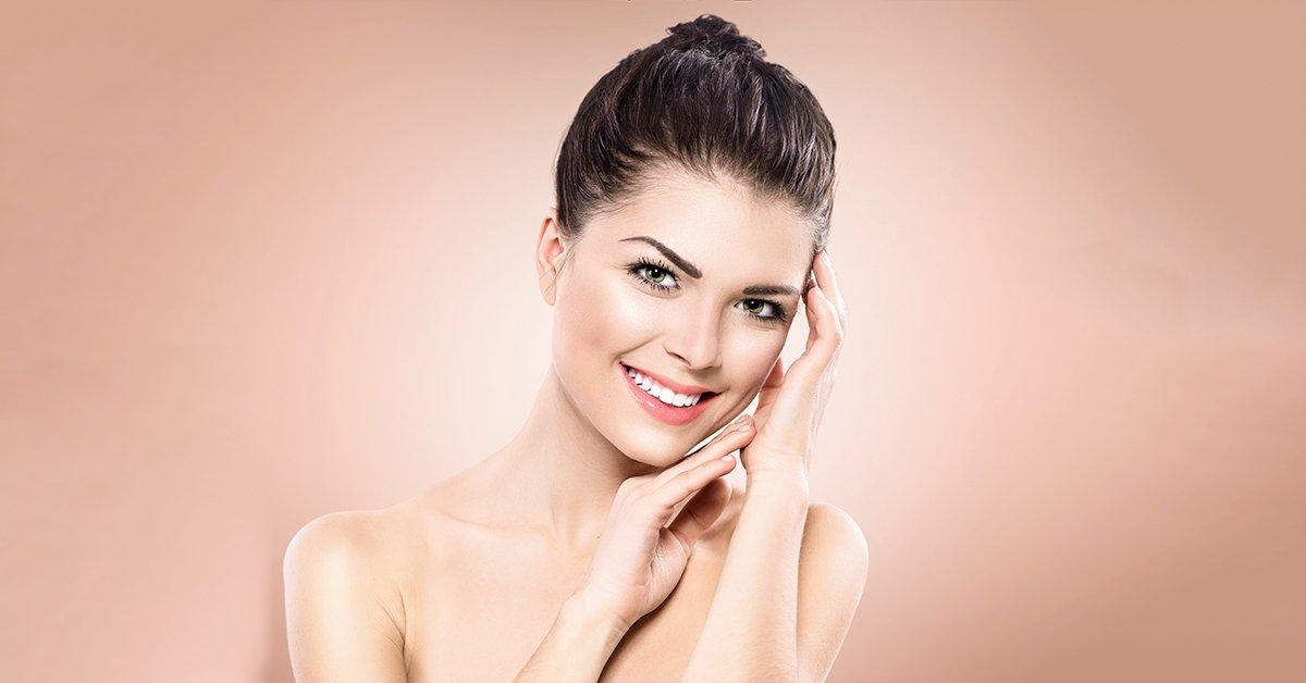 Anti-aging kezelés tű nélküli mezoterápiával arcra és nyakra