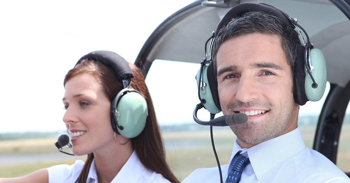 Emelkedj a magasba: 45 perces repülőgép tesztvezetés