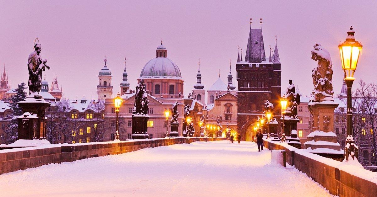 Prága télen is meseszép: 2 vagy 3 éjszaka 2 főre, reggelivel