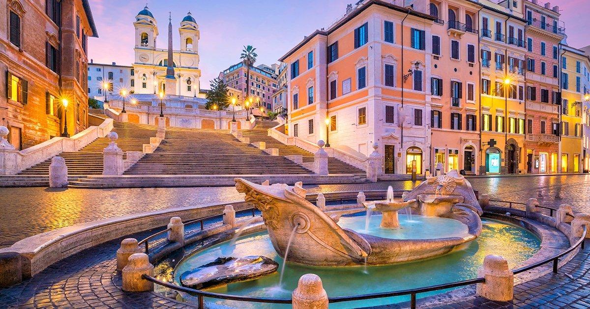 3 nap Rómában