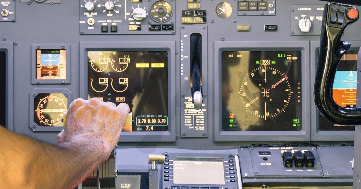 Érezd magad pilótának: 1 órás repülőgép szimulátor élmény