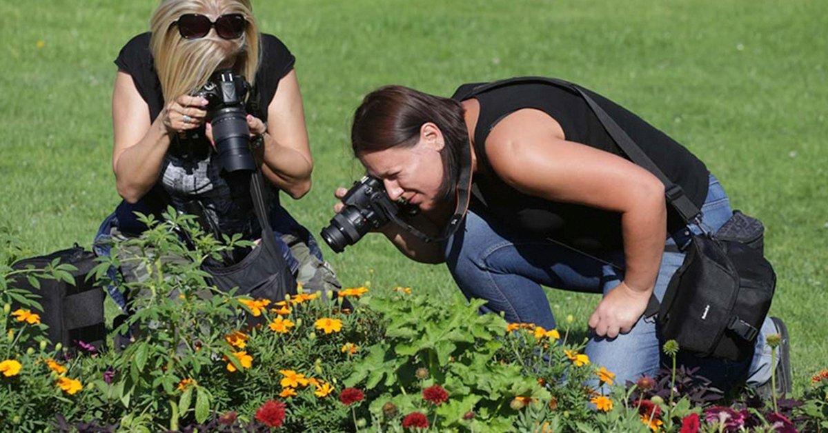Gyakorlati fotós tudás: középhaladó fotós tanfolyam