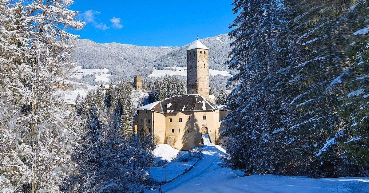 Téli pihenés a Dolomitokban félpanzióval két főnek