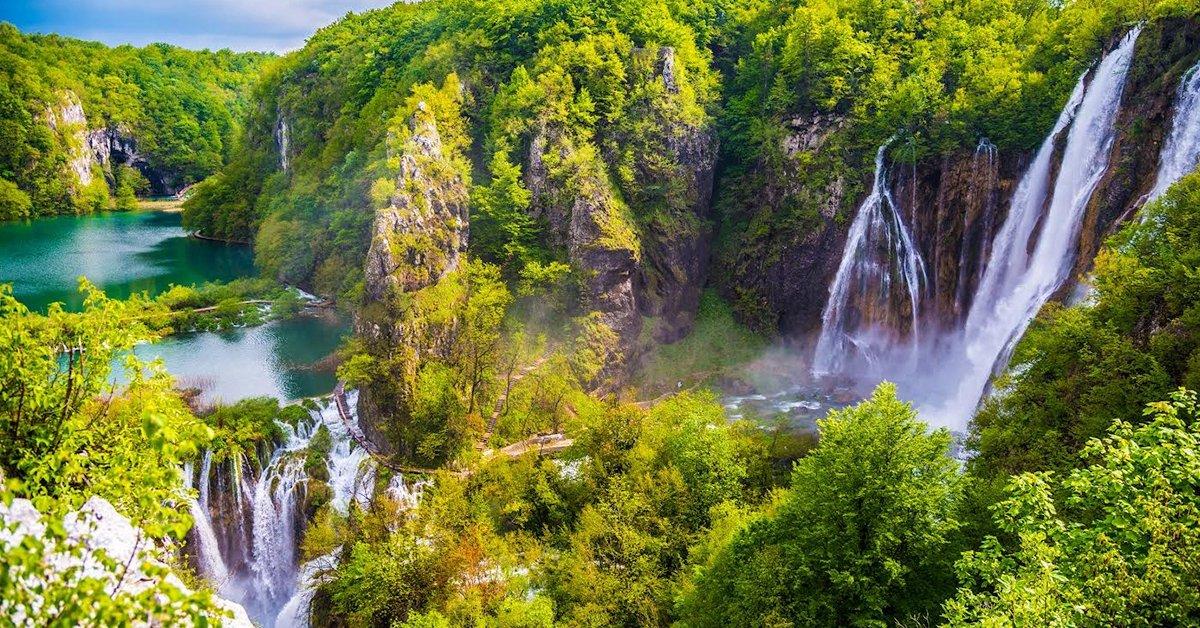 Plitvicei-tavak: 2 napos buszos utazás, félpanzióval