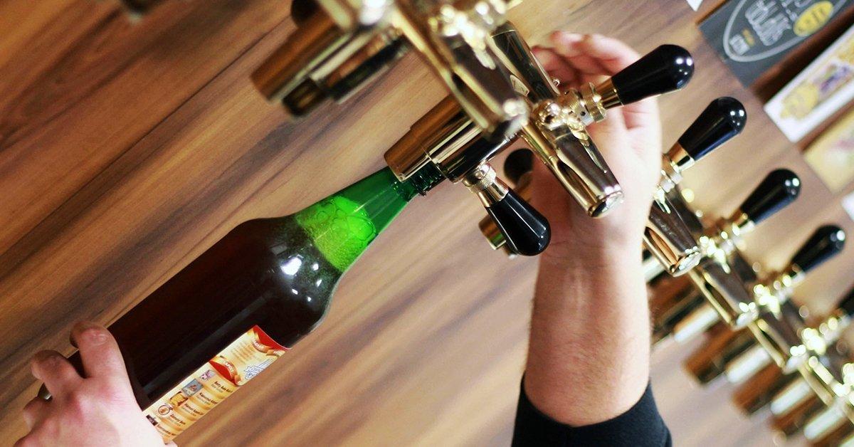 Válogass kedvedre: csapolt kézműves sörök elvitelre