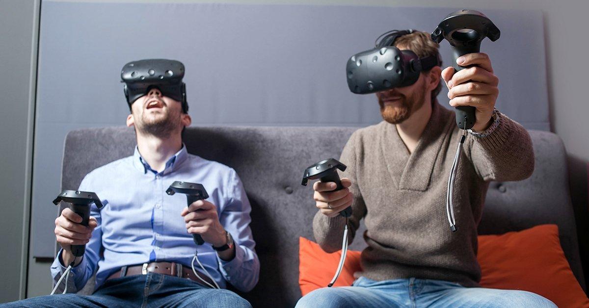 Páros zombi apokalipszis VR játék, 2 fő részére