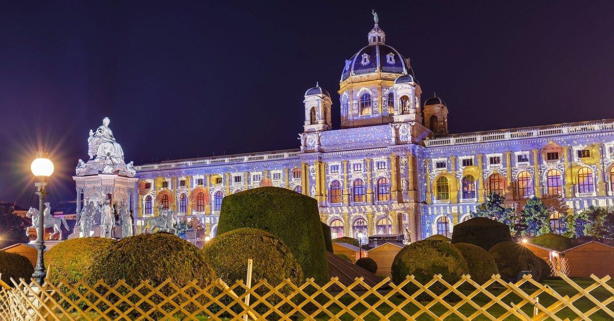 Szilveszter Bécsben: buszos utazás 1 főnek