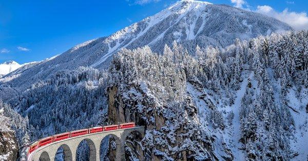 Téli élménykirándulás busszal: Semmering és Mariazell 1 főre
