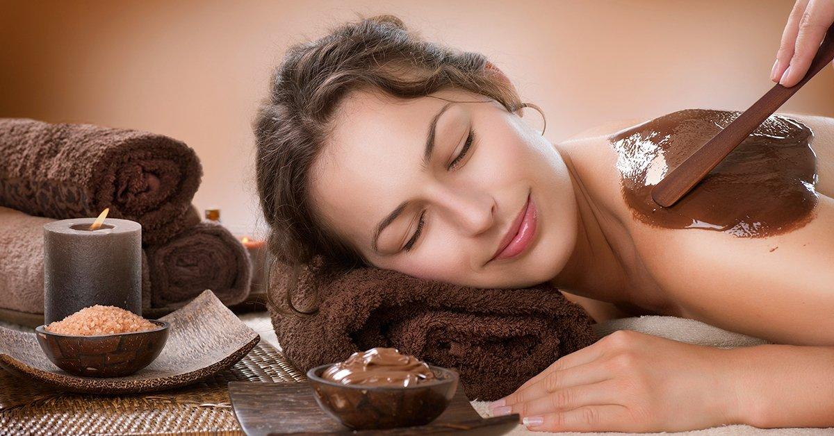Kényeztetés minden érzékszervednek: csokis masszázs