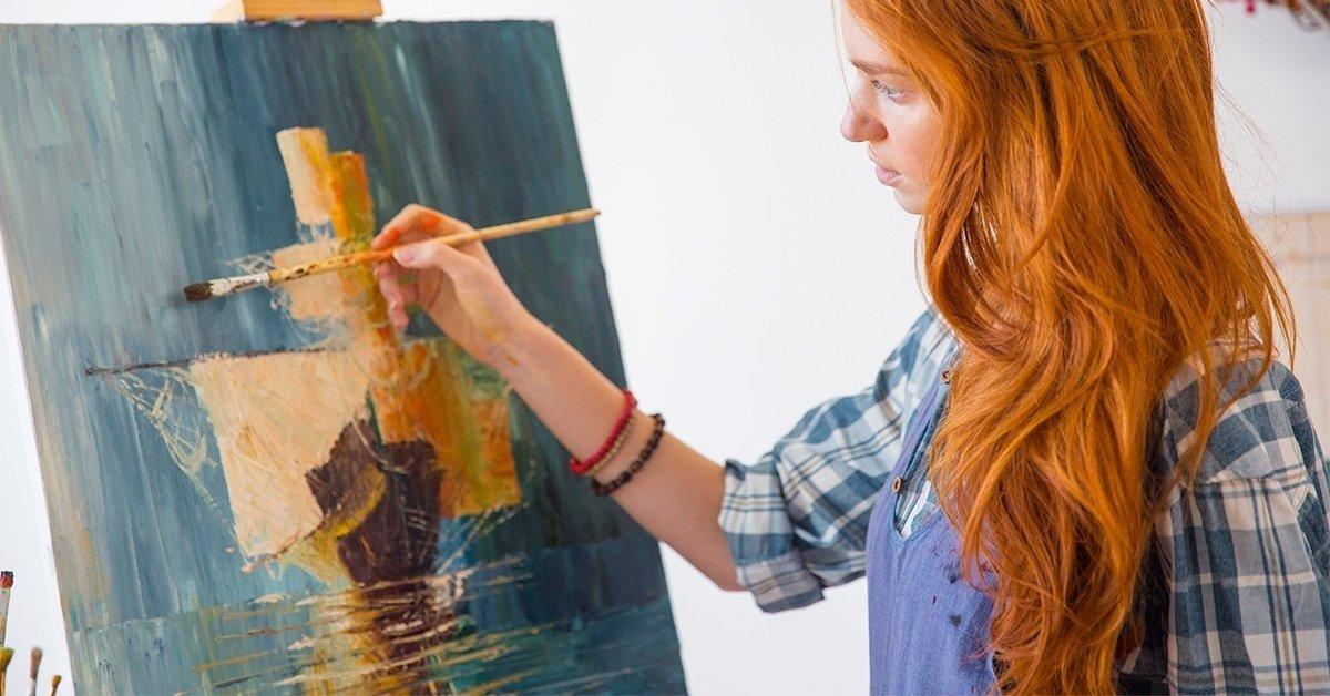 Színes rajzolás, festés kurzus