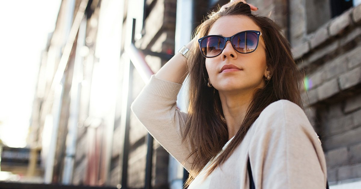100% UV-szűrős dioptriás napszemüveg készítése