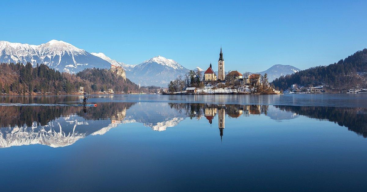 Szlovénia gyöngyszeme