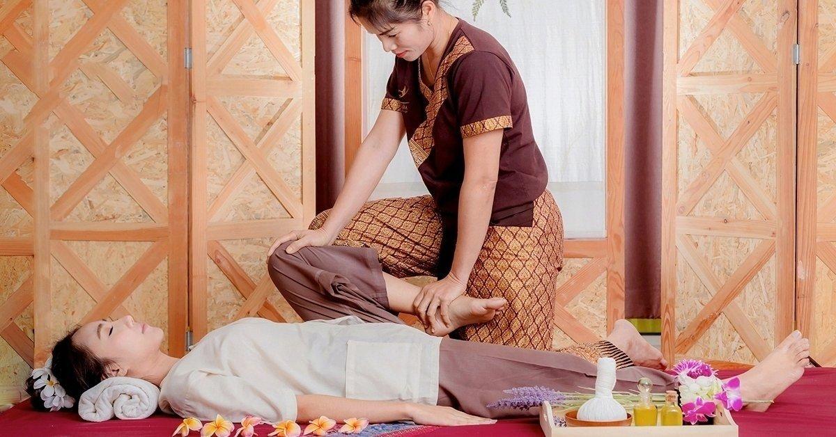 Ázsiai kényeztetés: 90 perces tradicionális thai masszázs