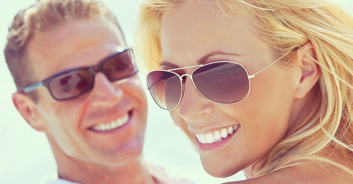 Éles látás napsütésben is: dioptriás napszemüveg