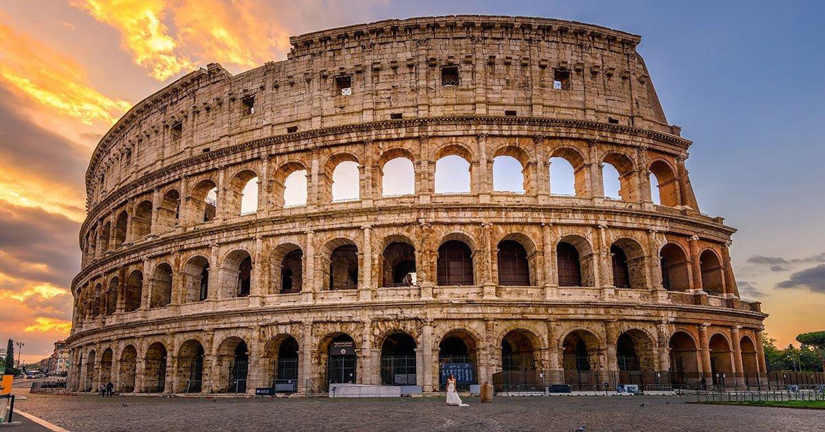 Töltődj fel az ünnepek előtt Rómában: 4 nap, 3 éjszaka