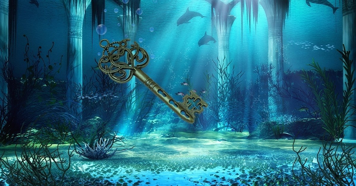 Atlantiszi kaland: 1 órás szabadulós játék 2-8 főnek