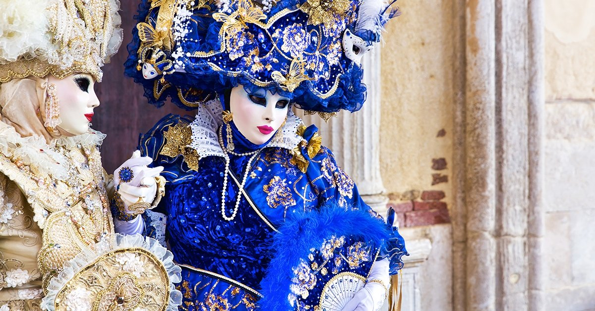 Velencei karnevál: buszos utazás szállással 1 főnek
