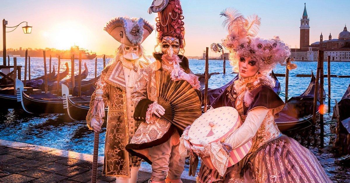 Utazz egy varázslatos világba a Karnevál idején