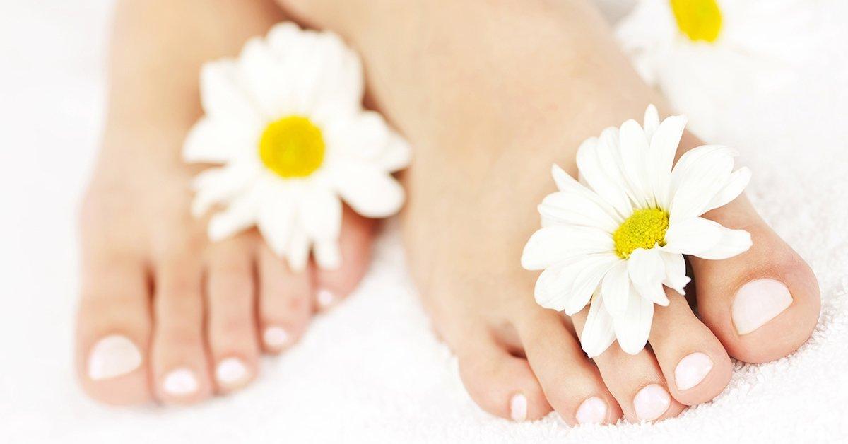 Bízd lábaidat igazi szakemberekre: gyógypedikűr hölgyeknek