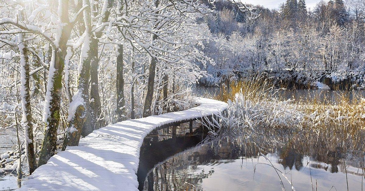 Látogass el a Plitvicei tavakhoz, amikor a legszebbek