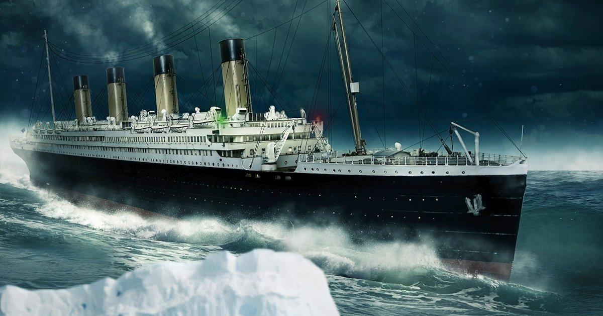 Romantika és logika: Titanic szabadulós játék