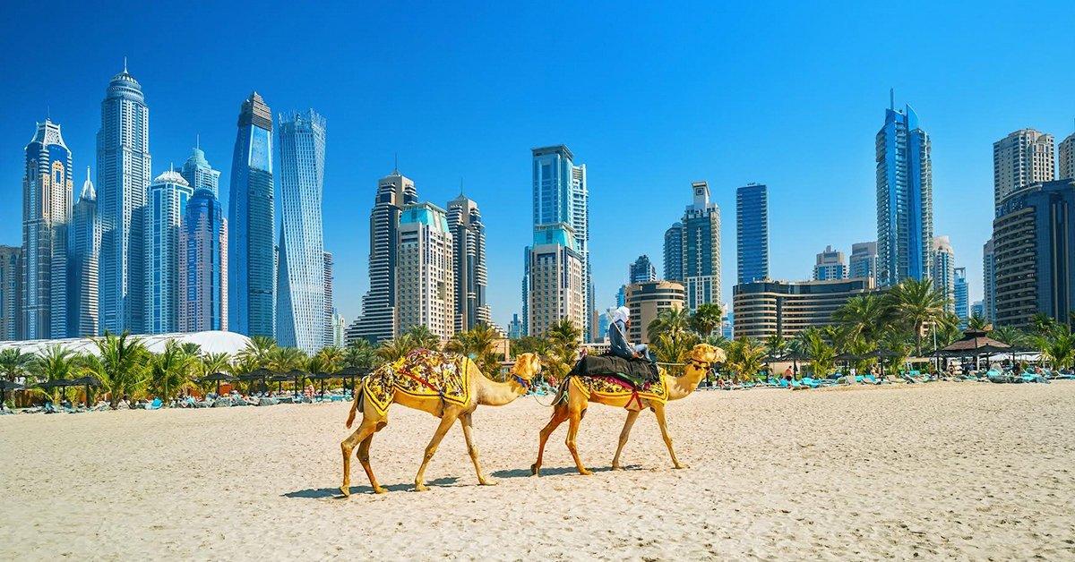 Dubai és Abu Dhabi 2019-ben: 6 nap repülővel, reggelivel