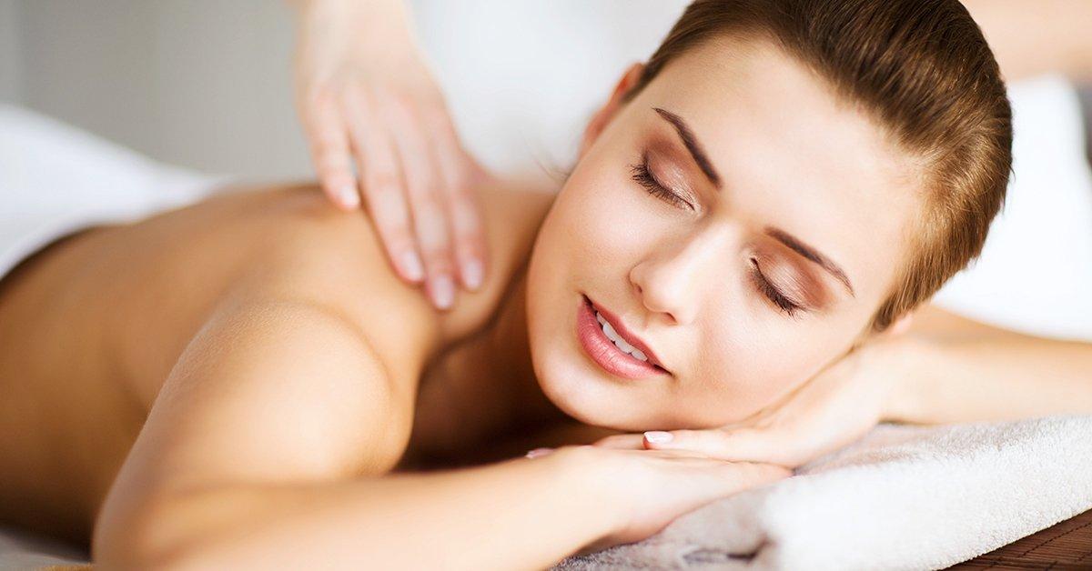 60 perces stresszoldó, relax masszázs