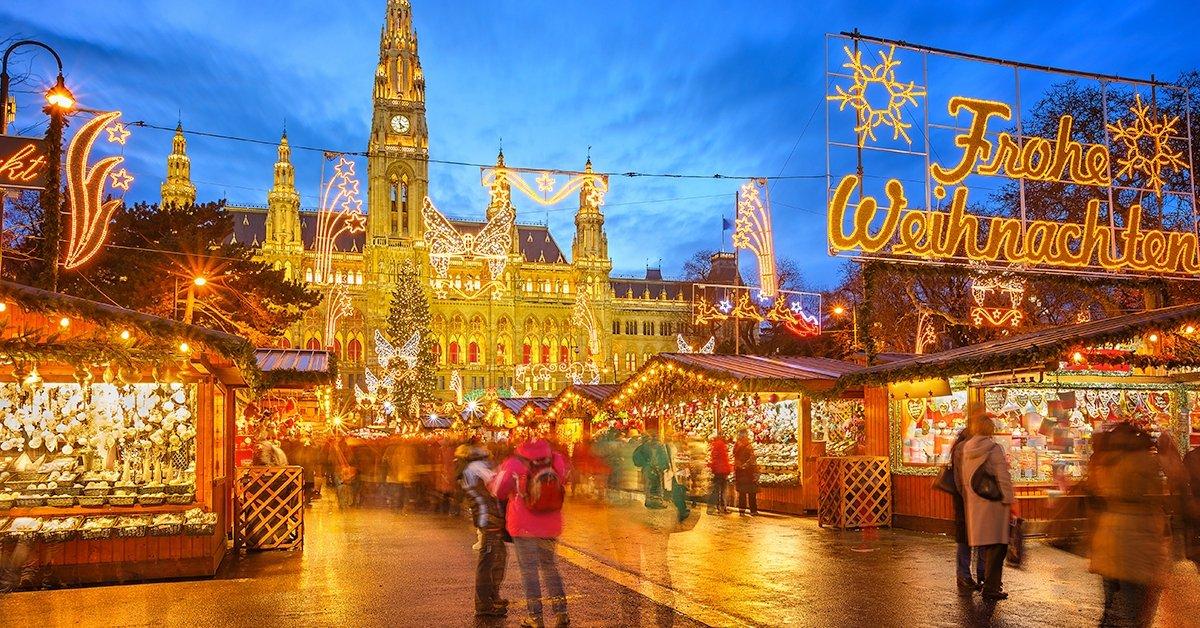 Bécsi advent és csokigyár látogatás: buszos utazás 1 főnek