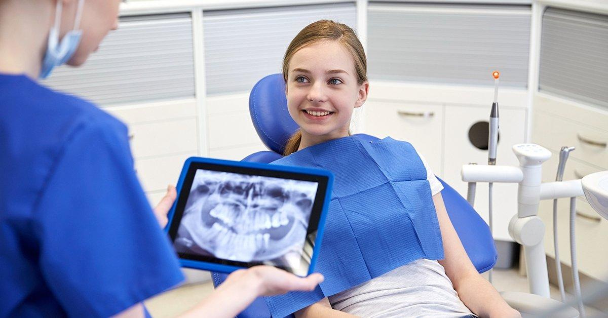 3D fogröntgen csúcstechnológiás CT készülékkel